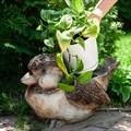 Декоративные кашпо для сада